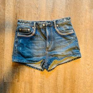 Tularosa denim shorts
